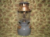 VAPALUX 300 Paraffin Lantern - 1945 w. BROAD ARROW - British Army RAF WWII WW2