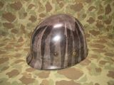 M1 Helmet Liner - Westinghhouse - OD#3 HBT Webbing - US Army USMC WWII