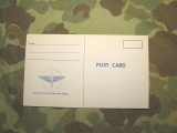 Post Card - Postkarte - AAF - US Army Air Forces - WWII