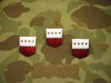 5th Medical Batallion Unit Crest - Pin Back - US Army WWII WK2