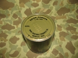 Onion Powder Ration Tin - datiert 1945 - US Army USMC WWII WK2