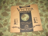Record Sleeve, 10 - BUY WAR BONDS - Victor Records - TYPE I